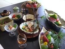 熊野牛&刺身懐石料理