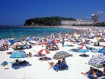 白良浜ビーチ1