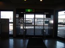 第1ターミナルからの道順1