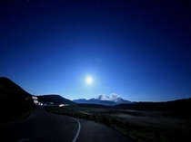 阿蘇山夜景