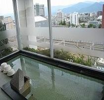 男性用展望風呂【9階】
