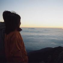 山の上では毎日がこんな景色です♪