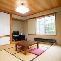 【新館:8畳和室】WIFI接続可能♪