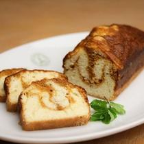 手作りスイーツ5 マーブルパウンドケーキ