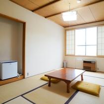 【本館:7.5畳和室】WIFI接続可能♪