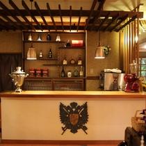 レストランカウンター