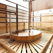 ■貸切露天風呂 樽