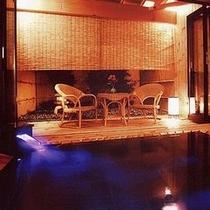 ■貸切風呂 御影石」