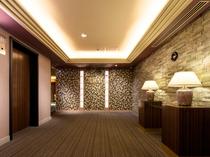 15階エレベーターホール