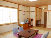 和室バス・トイレ付(定員5〜7名)