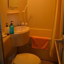客室(バス・トイレ)