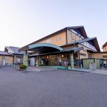 *北方温泉に佇む宿は、露天風呂・サウナ・岩盤浴、整体にエステ、カラオケまで揃うサービスが充実!