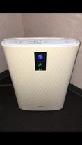 加湿機能付き 空気清浄機(洋室)