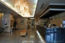 ホテルフロントカウンター