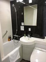 バスルーム新装特別室
