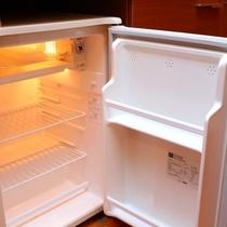 【森と清流の離れコテージ】冷蔵庫