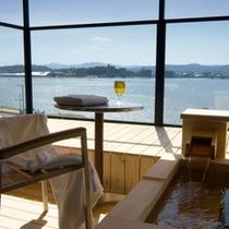 水と雲の抄 露天風呂付和室10畳