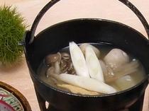 ■秋の味覚 芋煮汁