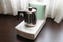 加湿機能付き湯沸しポット