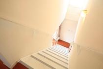 メゾネット階段