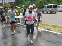 残酷マラソン