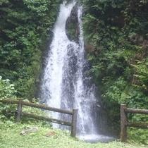 久須部渓谷 三段の滝