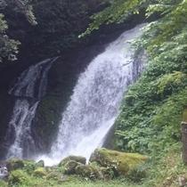 久須部渓谷 要の滝
