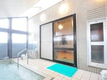 【浴場】宿泊者専用の浴場です。サウナもご利用いただけます。
