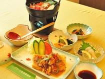 【夕食/ビジネスプラン】和食一例