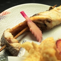 鯛づくし単品(焼魚)