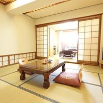 露天風呂付客室 和室タイプ