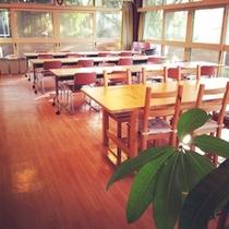 食堂兼談話コーナー