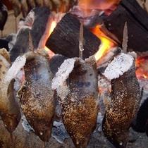 【ヤマメ炭火焼】*一匹一匹炭火で焼きあげいます!
