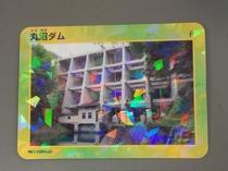 プレミアム丸沼ダムカード!