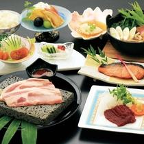 富士山おもてなし会席料理(イメージ)