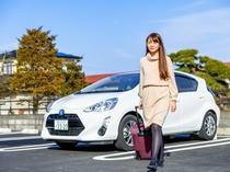 富士急ハイランドへのお出掛けはチェックイン前、チェックアウト後も駐車場利用サービス中