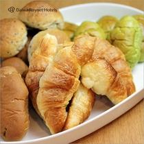 朝食メニュー パン