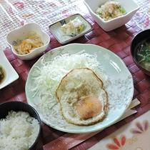 【朝食一例】トレッキングや早朝出発の方にはお弁当をご用意いたします!