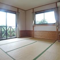 【和室8畳】(2~4名定員)