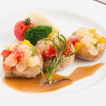【洋食】お魚料理