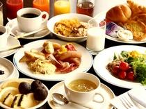 ☆朝食☆ 和洋50種類・朝食バイキング