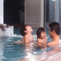 ≪大浴場≫ファミリーで♪