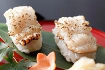 鱧にぎり寿司