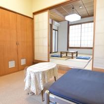 *客室一例/グループのお客様でも広々とご滞在頂ける客室もございます。