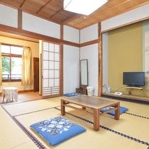 *客室一例/落ち着いた雰囲気の和室で旅の疲れを癒して下さいね。