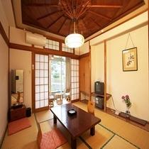 客室(竹)