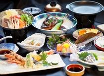 お料理 〜山 海〜