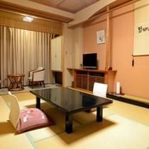 スタンダード客室の一例