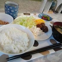 ☆ご朝食盛り付けイメージ☆
