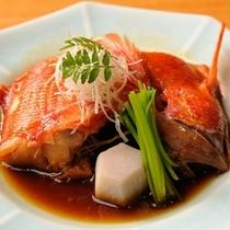 【追加注文】金目鯛の煮付け